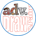 Advanced drawing & Painting logo