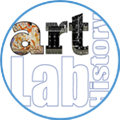Art History Lab website logo